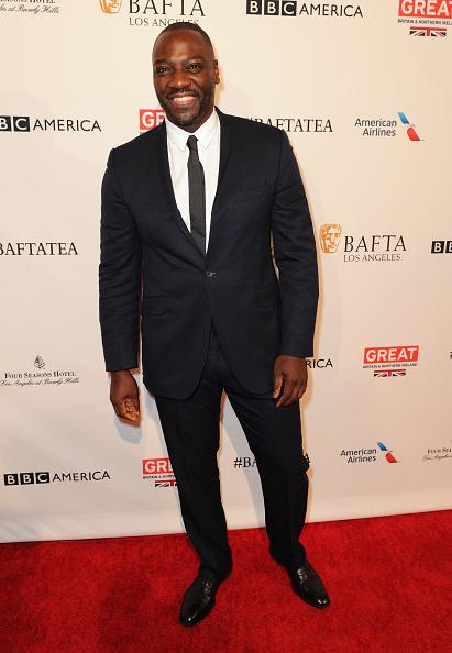 Black Suit「BAFTA Los Angeles Awards Season Tea - Arrivals」:写真・画像(7)[壁紙.com]