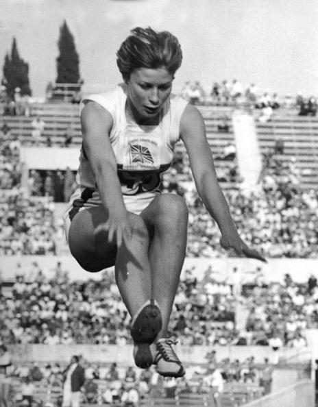 Track And Field「Mary Rand Jumps」:写真・画像(5)[壁紙.com]