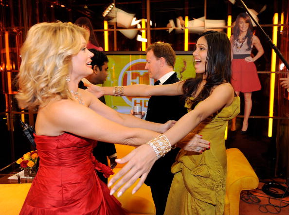 Entertainment Tonight「The 66th Annual Golden Globe Awards - Backstage With ET」:写真・画像(11)[壁紙.com]