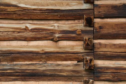 Southern USA「USA, North Carolina, Wooden cabin, Zebulon Baird Vance birthplace」:スマホ壁紙(12)