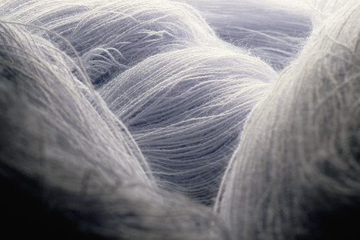 Mill「Raw Yarn Fibers」:スマホ壁紙(2)