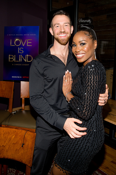 Attached「Netflix's Love Is Blind VIP Viewing Party In Atlanta」:写真・画像(8)[壁紙.com]