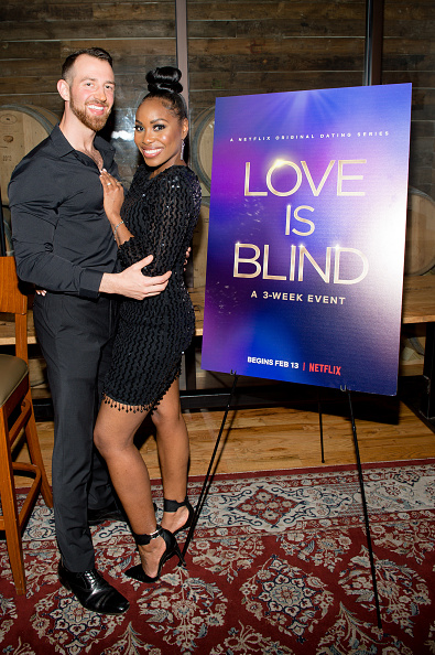 Attached「Netflix's Love Is Blind VIP Viewing Party In Atlanta」:写真・画像(14)[壁紙.com]
