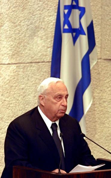 Religious Icon「Israeli PM Ariel Sharon in the Knesset」:写真・画像(6)[壁紙.com]