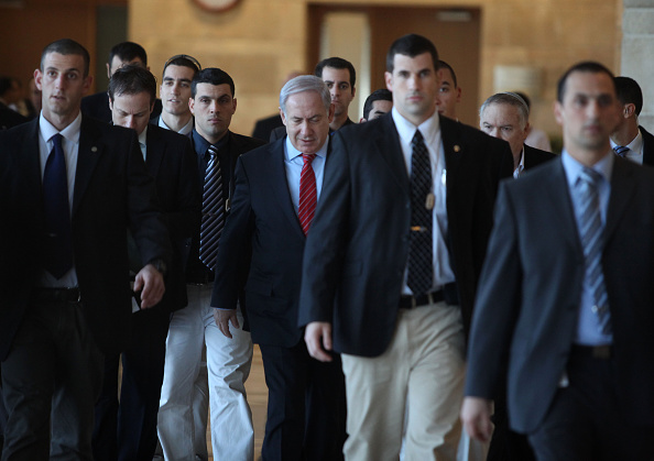 Security「Benjamin Netanyahu」:写真・画像(8)[壁紙.com]