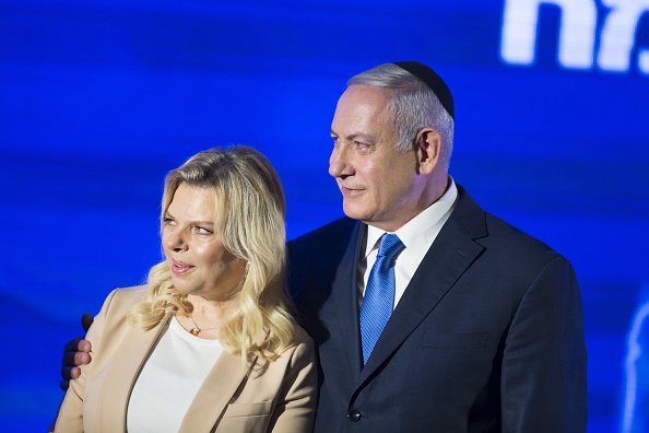Wife「Netanyahu Marks First Night of Hanukkah Amid Bribery Allegations」:写真・画像(10)[壁紙.com]
