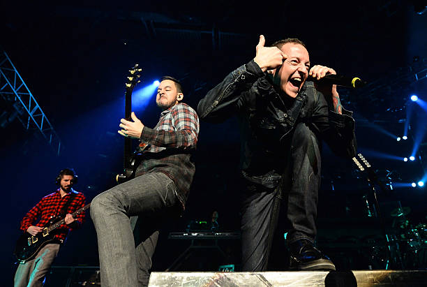 Linkin Park In Concert At The Joint At the Hard Rock:ニュース(壁紙.com)