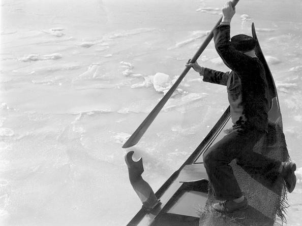 Passenger Craft「Cold Wave Hits Venice」:写真・画像(15)[壁紙.com]