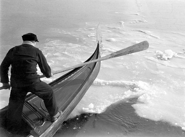 Passenger Craft「Cold Wave Hits Venice」:写真・画像(16)[壁紙.com]