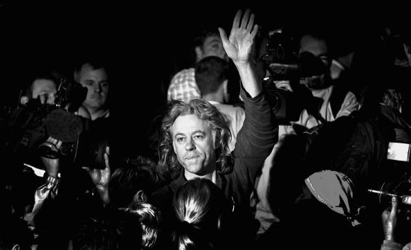 Human Arm「Sir Bob Geldof Heads To Scotland For G8 Summit」:写真・画像(14)[壁紙.com]