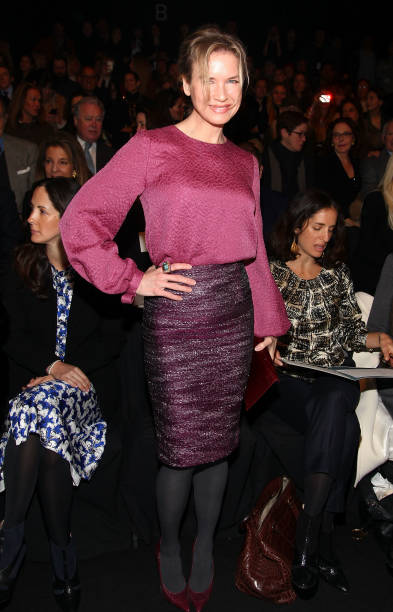 Carolina Herrera - Front Row - Fall 2012 Mercedes-Benz Fashion Week:ニュース(壁紙.com)