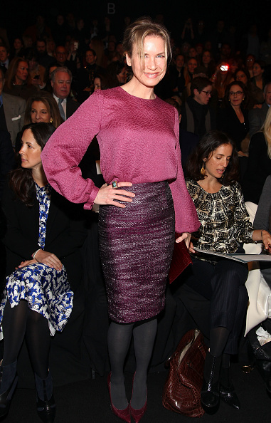 Purple Shoe「Carolina Herrera - Front Row - Fall 2012 Mercedes-Benz Fashion Week」:写真・画像(9)[壁紙.com]