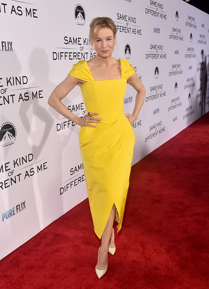 "Yellow「Premiere Of Paramount Pictures And Pure Flix Entertainment's ""Same Kind Of Different As Me"" - Red Carpets」:写真・画像(6)[壁紙.com]"