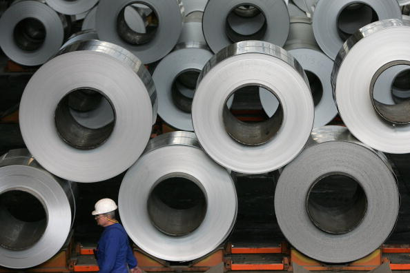 Aluminum「Alcoa Aluminum Factory」:写真・画像(1)[壁紙.com]