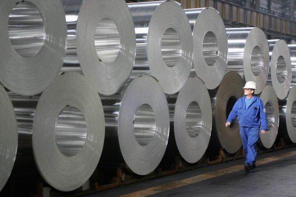 Aluminum「Alcoa Aluminum Factory」:写真・画像(0)[壁紙.com]