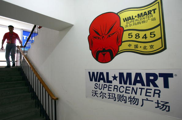 Cancan Chu「Wal-Mart Opened A New Store In Beijing」:写真・画像(14)[壁紙.com]