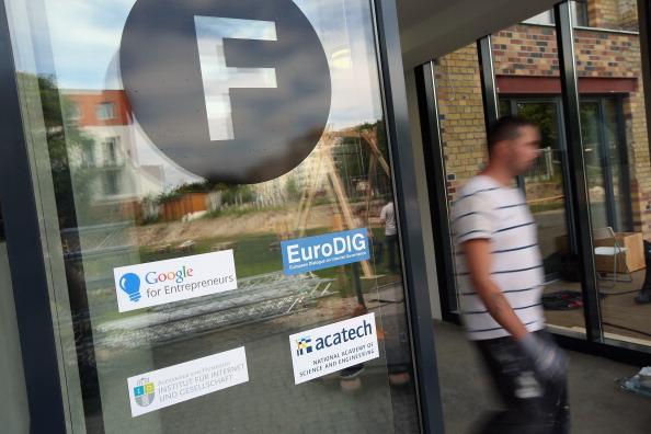 "New Business「Google Invests In Berlin ""Factory"" Start-Ups Venue」:写真・画像(4)[壁紙.com]"