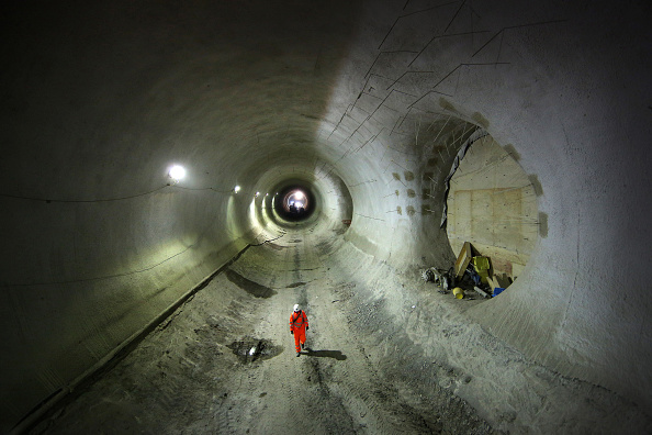 London Underground「Work Continues On The Crossrail Railway Project」:写真・画像(19)[壁紙.com]