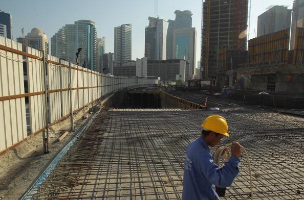 skyscraper「Qatar Economy On Track For Double Digit Growth」:写真・画像(17)[壁紙.com]