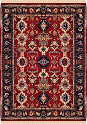 Persian Rug「Persian Oriental Rug」:スマホ壁紙(1)