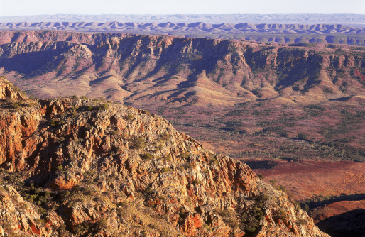Giles「view of west macdonnell ranges from mt giles」:スマホ壁紙(0)