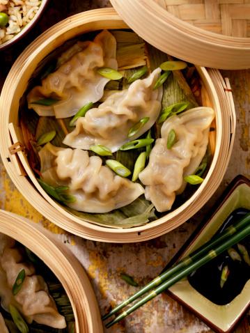 Dumpling「Steamed Dumplings」:スマホ壁紙(14)