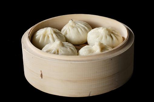 Dim Sum「Steamed Dumplings」:スマホ壁紙(19)