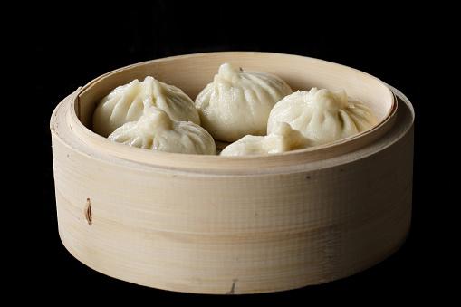 Dim Sum「Steamed Dumplings」:スマホ壁紙(18)