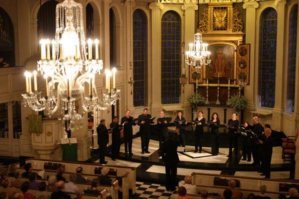 Classical Concert「Chapel Music From Spain」:写真・画像(6)[壁紙.com]