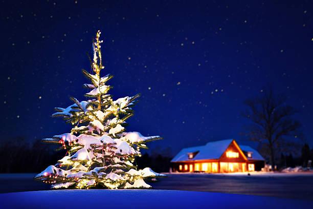 自宅のクリスマス:スマホ壁紙(壁紙.com)