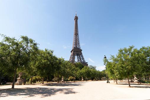 Famous Place「Eiffel Tower, Paris」:スマホ壁紙(11)