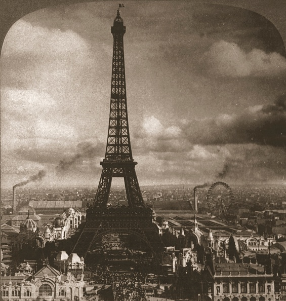 Built Structure「Eiffel Tower」:写真・画像(11)[壁紙.com]