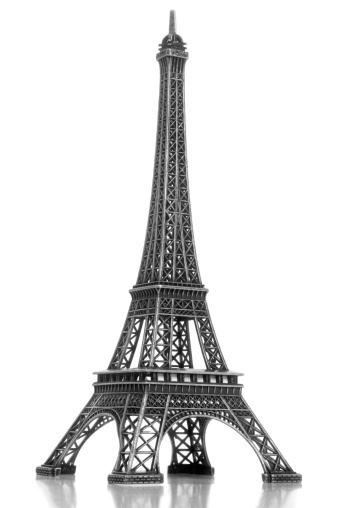 Local Landmark「Eiffel Tower」:スマホ壁紙(2)