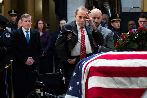 Funeral「Washington DC In Mourning For Late President George H.W. Bush」:写真・画像(13)[壁紙.com]
