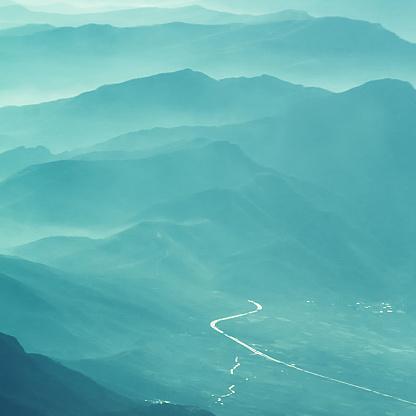 Appalachia「Mountains sunrise」:スマホ壁紙(18)