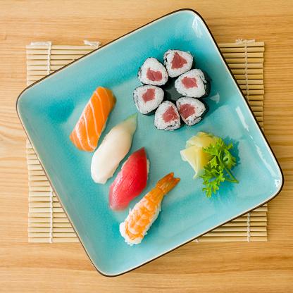 Wasabi「Sushi Plate」:スマホ壁紙(15)
