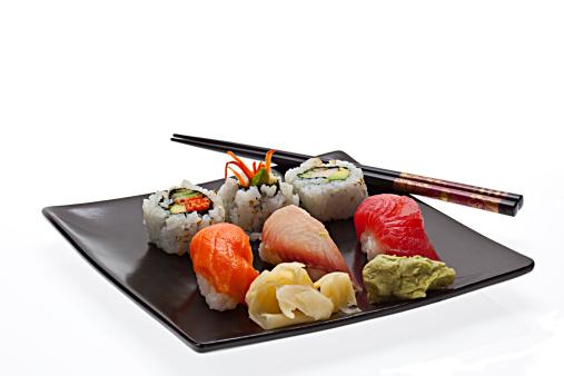 Ginger - Spice「Sushi Plate」:スマホ壁紙(14)