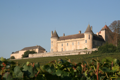 Castle「Chateau Rully burgundy France」:スマホ壁紙(16)