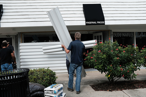 Naples - Florida「Massive Hurricane Irma Bears Down On Florida」:写真・画像(8)[壁紙.com]