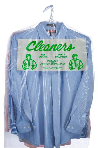 Dry Cleaned「Plastic Bag of Dry Cleaned Shirts」:スマホ壁紙(18)
