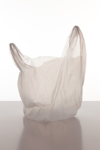 Transparent「Plastic bag」:スマホ壁紙(7)