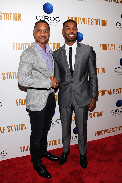 Ciroc「The New York Premiere Of FRUITVALE STATION, Hosted By The Weinstein Company, BET Films And CIROC Vodka.」:写真・画像(11)[壁紙.com]
