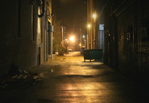 Poverty「Alley」:スマホ壁紙(8)