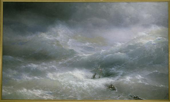 1880-1889「The Wave 1889」:写真・画像(18)[壁紙.com]