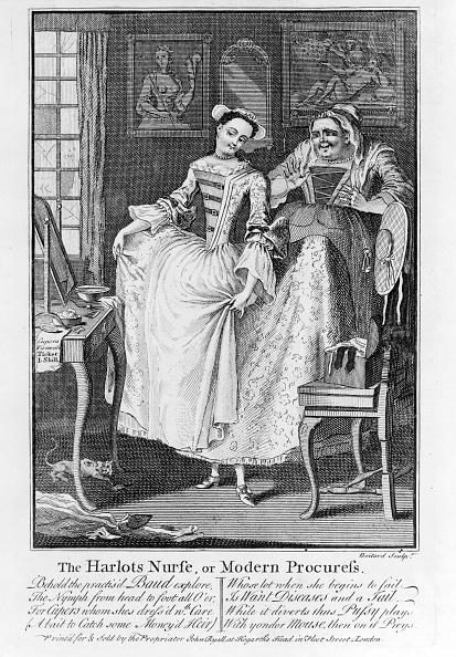 Corset「The Harlots Nurse Or Modern Procuress」:写真・画像(17)[壁紙.com]