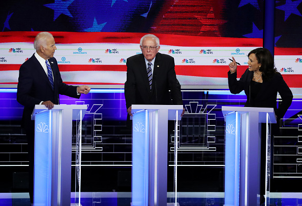 Debate「Democratic Presidential Candidates Participate In First Debate Of 2020 Election Over Two Nights」:写真・画像(12)[壁紙.com]