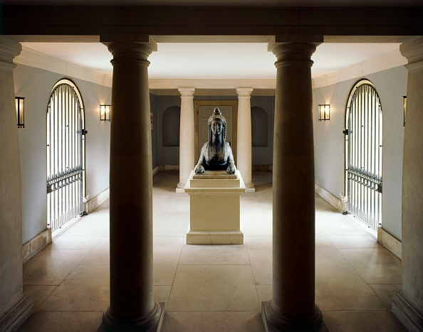 Sculpture「Chiswick House, c1990-2010」:写真・画像(1)[壁紙.com]
