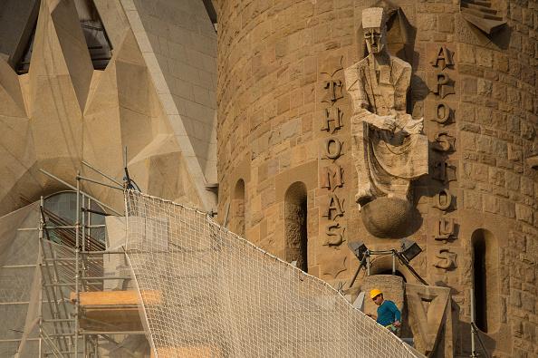 Sagrada Familia - Barcelona「Sagrada Familia Enters Final Construction Phase」:写真・画像(10)[壁紙.com]