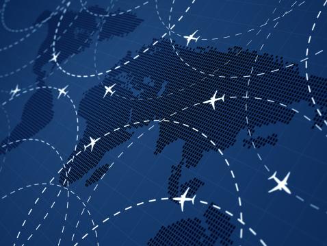 Mid-Air「Air traffic」:スマホ壁紙(2)