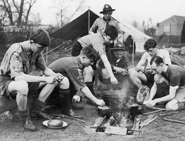 レクレーション活動「Scout Camp」:写真・画像(7)[壁紙.com]